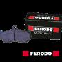 Pastilhas de travão para competição Ferodo